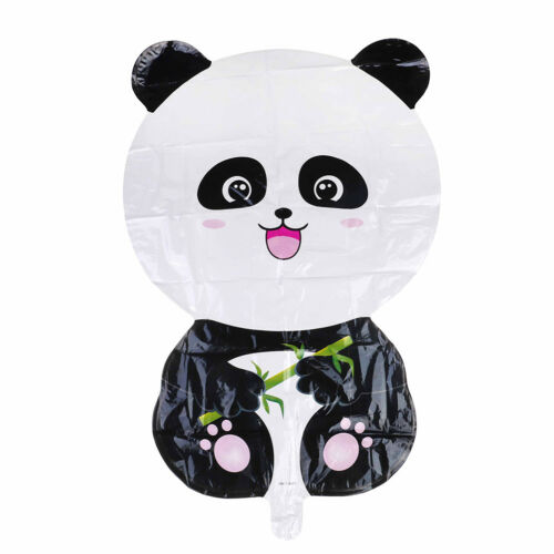Panda Balloon Foil Balloon Happy Birthday Party Decor Kids Inflatable Toy JB