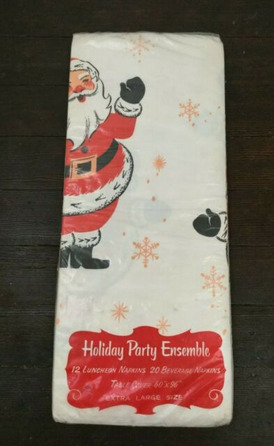 20 x Paper Napkins for Table Party and Decoupage Christmas Santa Claus 147