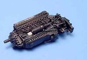 aires rolls royce merlin engine motor modell. Black Bedroom Furniture Sets. Home Design Ideas