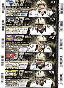 New Orleans Saints Tickets | New Orleans Saints Schedule ...