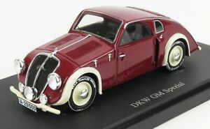 AUTOCULT 1/43 DKW | GM SPEZIAL GERMANY 1936 | RED WHITE