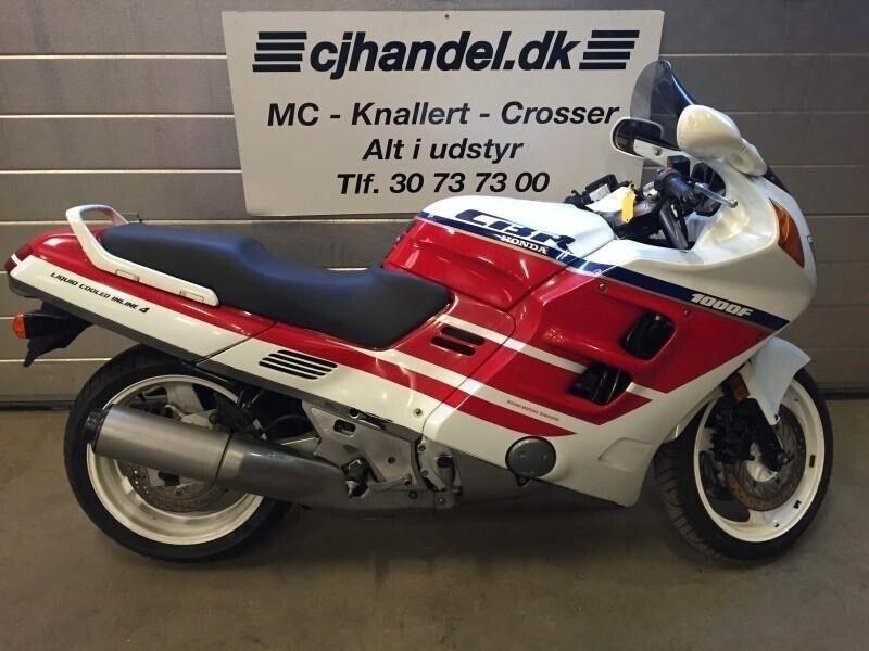 Honda, CBR 1000, ccm 998