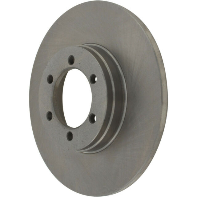 Disc Brake Rotor-Preferred C-Tek Standard Brake Rotors Front Centric 121.42007