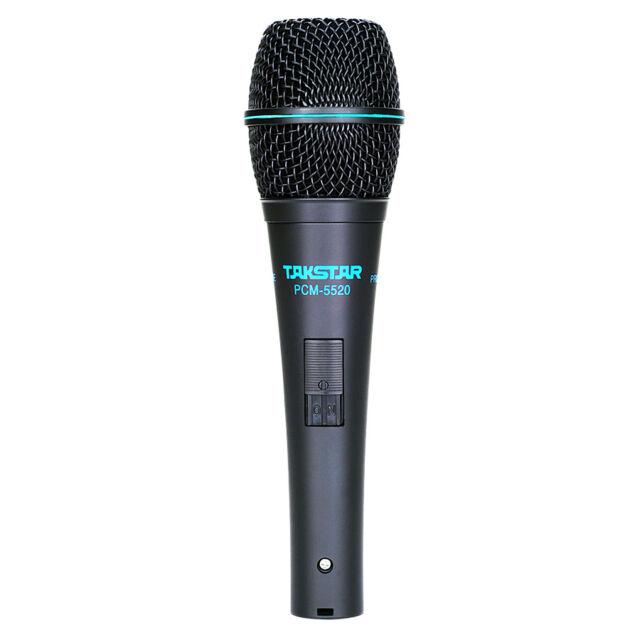 MSN Skype Singing Recording 3.5mm Condenser Microphone Mic For PC Laptop