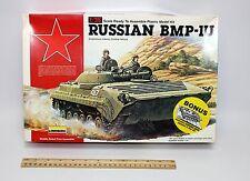 Russian BMP-1U Amphibious Infantry Armor 1:35 Lindberg Model, new in open box