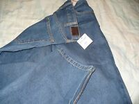 Land's End Relaxed Fit Jeans 32/30 With Tags