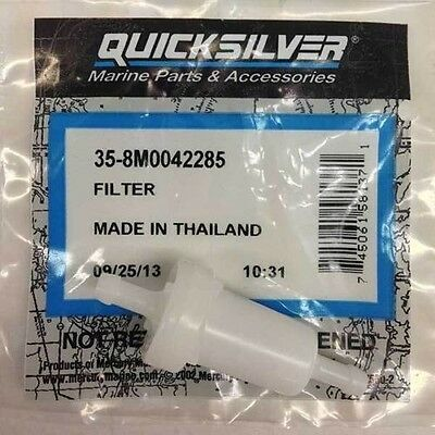 QUICKSILVER IN-LINE FUEL FILTER  PART #35-816296Q03