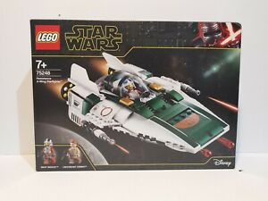 Lego-Star-Wars-Resistance-A-Wing-Starfighter-Battle-Starship-Set-75248-BRAND-NEW