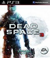 Dead Space 3 -- Neuf ----- Pour Ps3