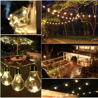 Indoor Outdoor Globe String Lights