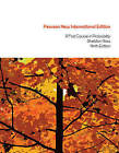 A First Course in Probability by Sheldon M. Ross (Paperback, 2013)