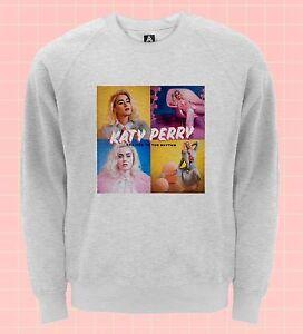 Katy rhythm sweatshirt perry chained roar jumper teenage dream tour image is loading katy rhythm sweatshirt perry chained roar jumper teenage voltagebd Gallery