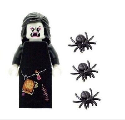 30238 LEGO 6 x Glow in the Dark Spiders Halloween NEW