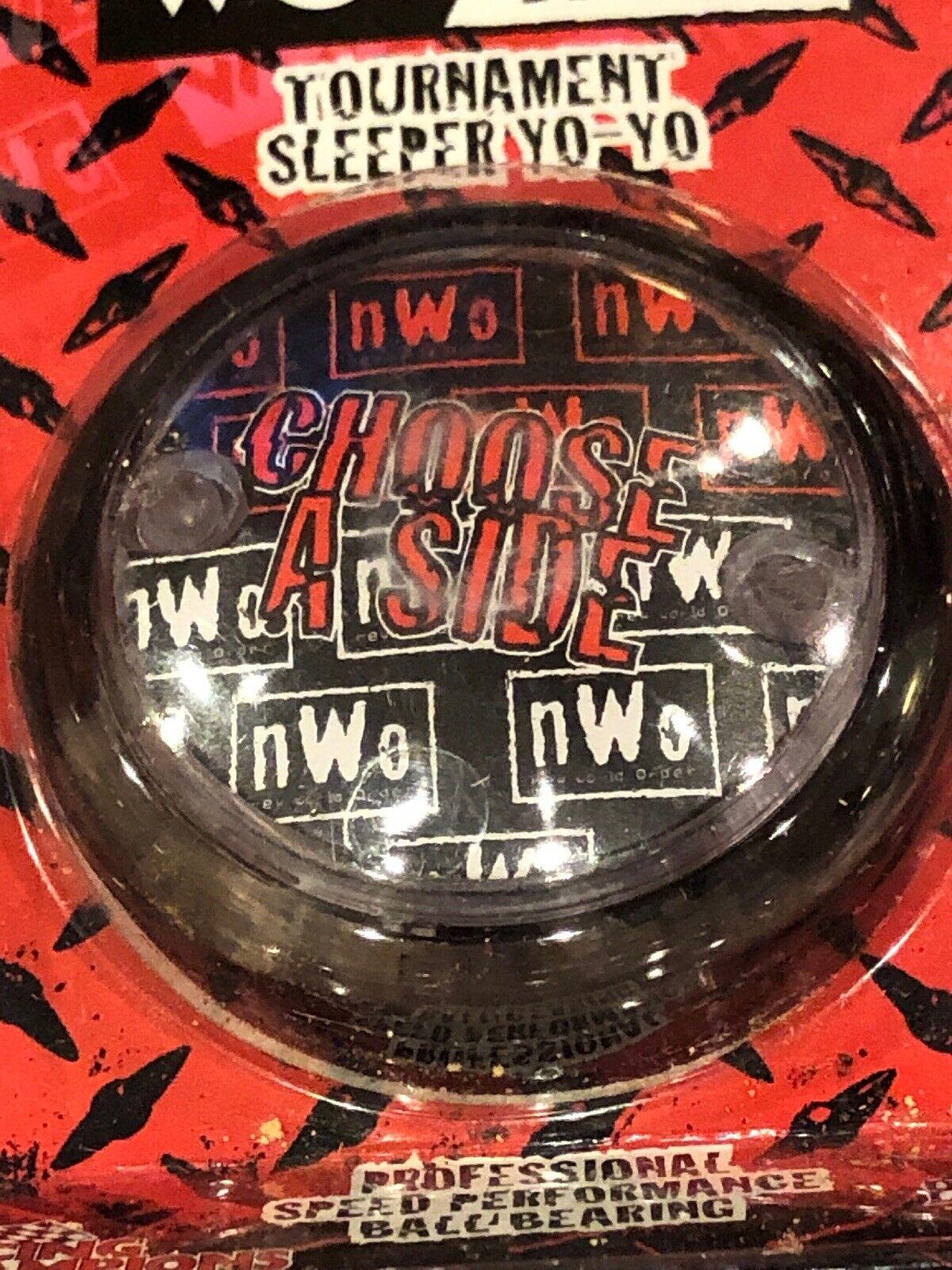 Goldberg WCW nWo Tournament Sleeper Yo-Yo