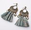 Women-Fashion-Bohemian-Earrings-Vintage-Long-Tassel-Fringe-Boho-Dangle-Earrings thumbnail 218
