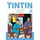 The Adventures of Tintin Volume 2 by Herge (Hardback, 2015)