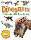 Dinosaurs Ultimate Sticker Book by DK (Paperback, 2016)