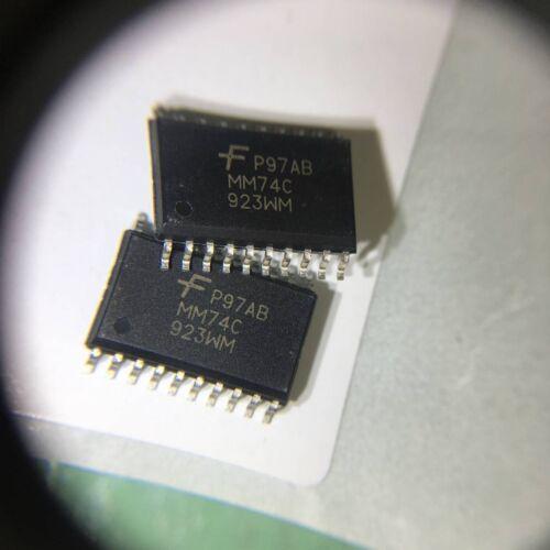 FSC MM74C923WM 74C923 Encoder Decoder Multiplexer Demultiplexer SOIC20 x 10pcs