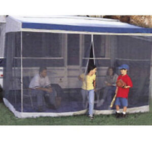 A&E Dometic 947211.009 11 Foot Trim Line Awning Screen ...