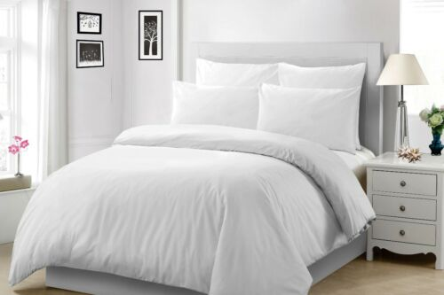 HIGH QUALITY 400TC SILVER DEEP FITTED SHEET 100/% EGYPTIAN COTTON DOUBLE KING SK