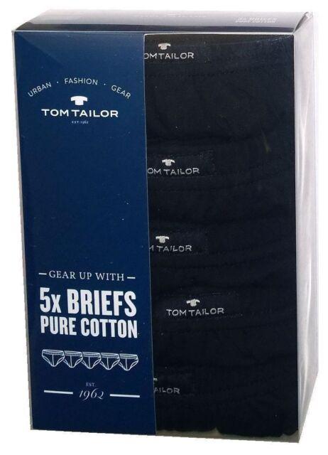 f65c7180db Tom Tailor Herren Mini-slip schwarz Uni 5er Pack XXL günstig kaufen ...