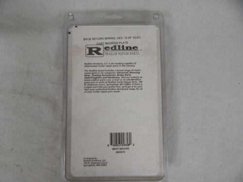 "Redline Trailer Parts PRO BP07-190 shoe return spring dex 12.25/"" elec"