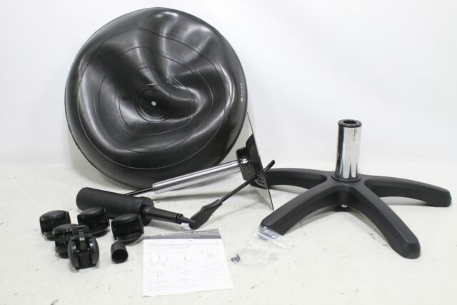 Gaiam Gym Yoga Exercise Fitness Balance Ball Office Desk Chair Stool Black For Sale Online Ebay