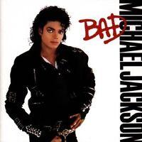 Michael Jackson Bad (1987) [CD]