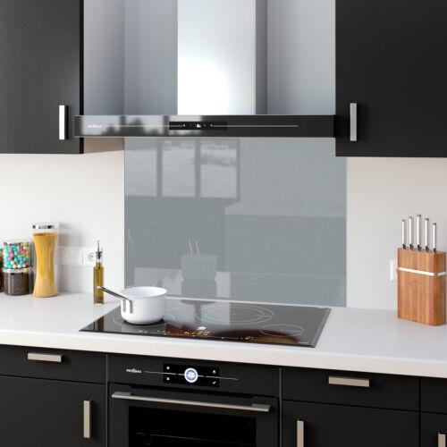 Splashback Glass Kitchen Bathroom Panel Heat resistant Various Colours 60x75cm