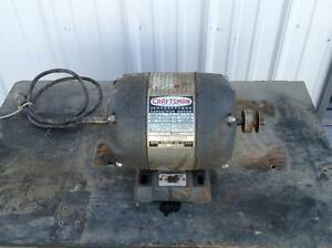 Craftsman ball bearing motor md 1 2 hp 3450 rpm for 75 hp electric motor amps