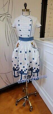 Disney Parks The Dress Shop Remy Emile Ratatouille Chefs Coat NEW NWT 3X Plus