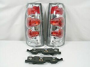 Queue-Frein-Feux-amp-Ampoules-88-98-Chevy-Silverado-C1500-C2500-C3500-92-99