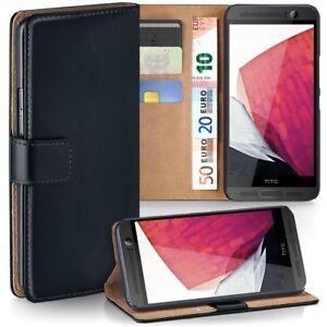 360-Grad-Schutz-Huelle-fuer-HTC-One-M9-Plus-Etui-Klapp-Huelle-Komplett-Book-Case