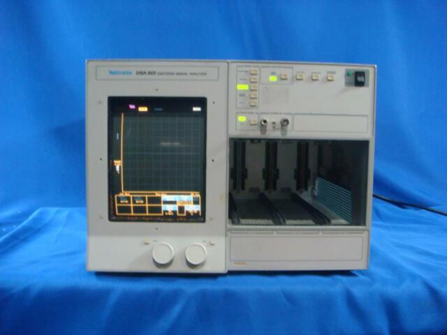 Tektronix DSA 601 DSA601 Digitizing Signal Analyzer 11a34 Four Channel Amp  11a72
