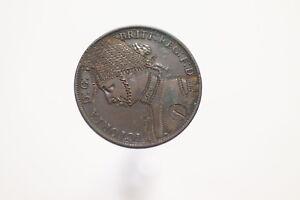 UK-GB-PENNY-1890-VICTORIA-REPUBLICAN-B10-DZ9206