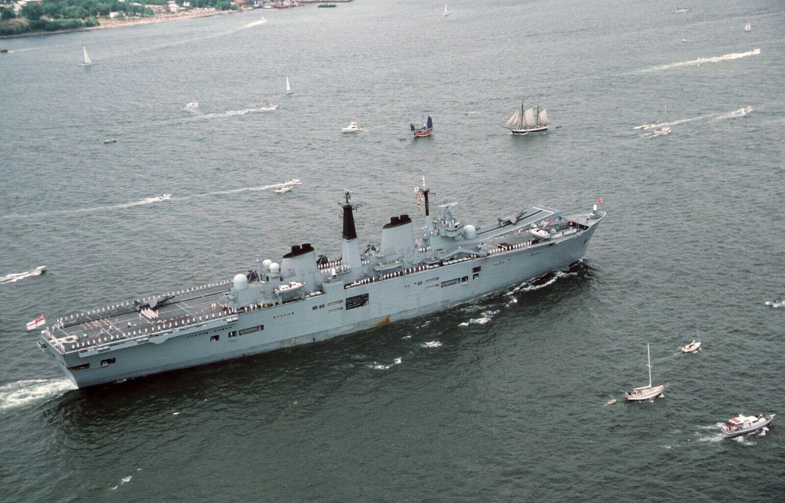 HMS ARK ROYAL (R 07)    Military Photo print