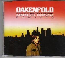 (CX517) Oakenfold, Faster Kill Pussycat - 2006 CD