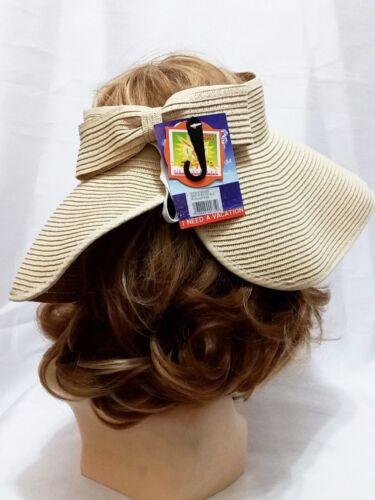 Fashion Summer Visor Hat Style Beach Spring Chic New Floppy Design Cute