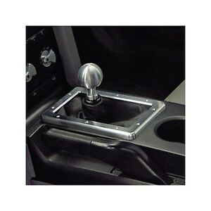 Shifter Cover Car