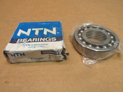 NIB NTN 1308KC3 SELF ALIGNING BEARING 1308 K C3 40x90x23 mm