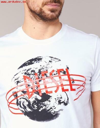 DIESEL T-DIEGO-NC Mens T-Shirt Short Sleeve Crew Neck Casual Summer Tees