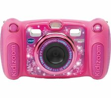VTECH Kidizoom Duo 5.0 Compact Camera - Pink - Currys