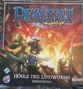 Descent: Die Reise ins Dunkel - Höhle des Lindwurms Erweiterung