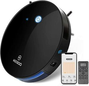 Moosoo-MT-501-Smart-Robot-Vacuum-Cleaner-Super-Slim-w-Mobile-App-Alexa-Support