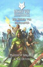EINSAMER WOLF-Bd.3 DIE HELDEN VON MAGNAMUND-MEHRSPIELERBUCH-Rollenspiel-neu-OVP