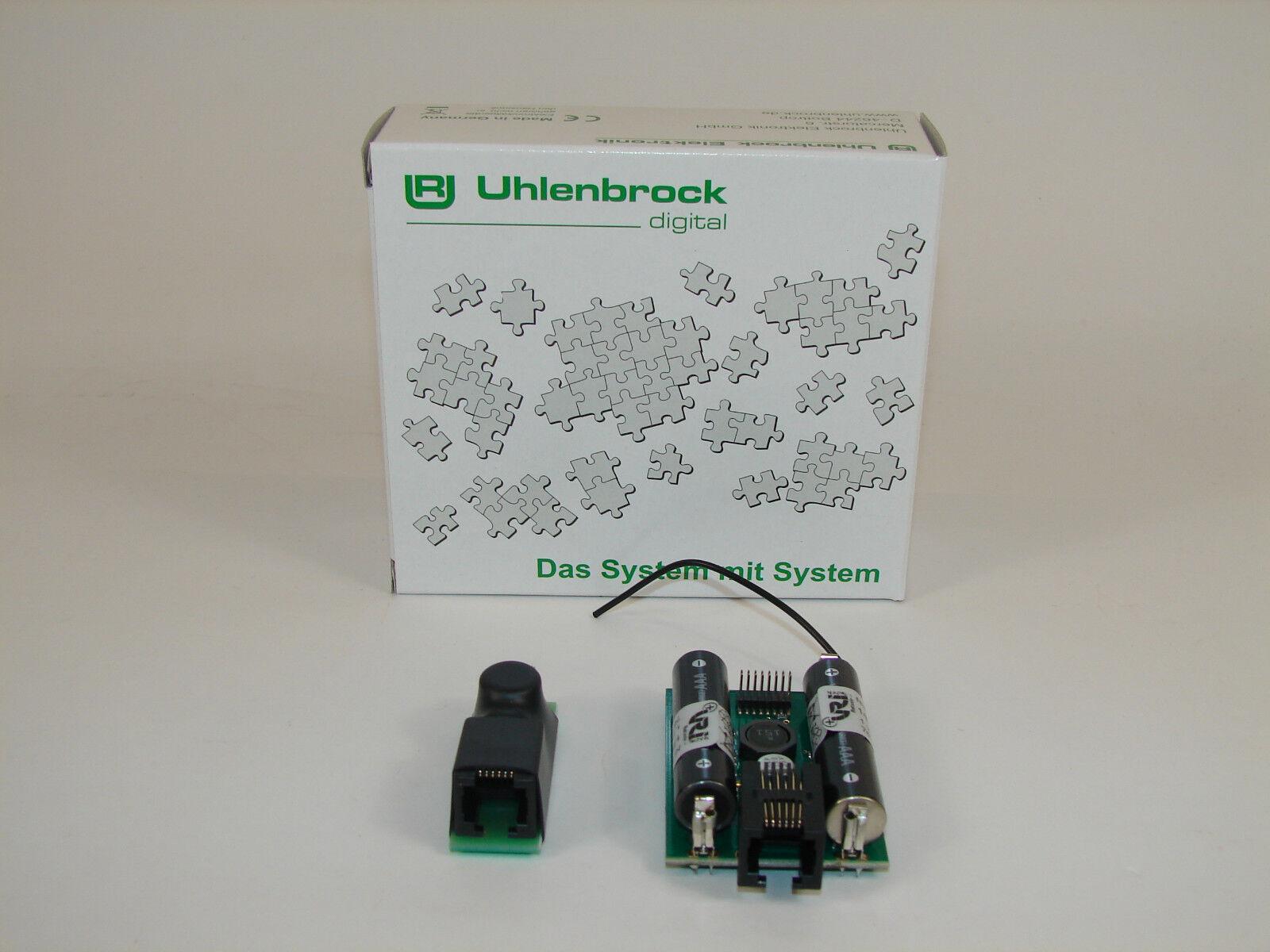 Uhlenbrock 66310 - nuevo módulo inalámbrico de Margarita II
