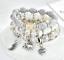 Boho-Multilayer-Natural-Stone-Bead-Tassel-Pendant-Chain-Bracelet-Charm-Women-Set thumbnail 44
