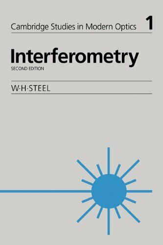 Interferometry by Steel, H.  New 9780521311625 Fast Free Shipping,,