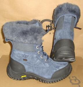 Image is loading UGG-Australia-ADIRONDACK-II-Imperial-Blue-Vibram-Sole-