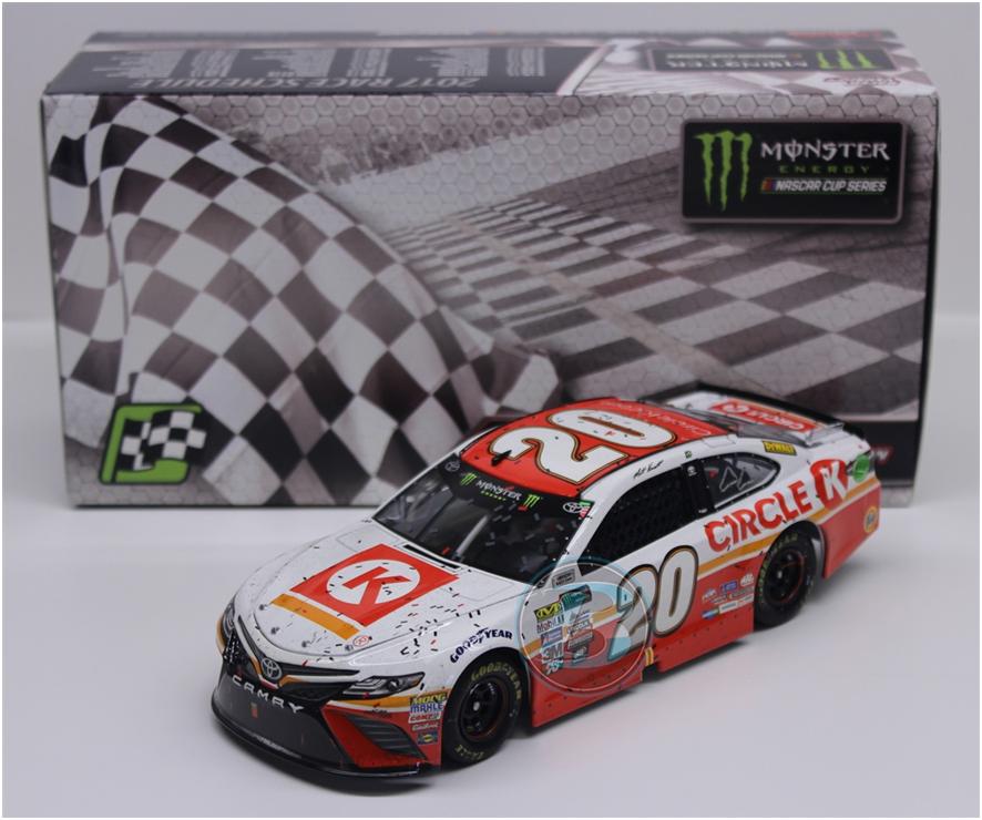Nouveau NASCAR 2017 Matt Kenseth  20 Circle K Phoenix Win couru version 1 24 voiture